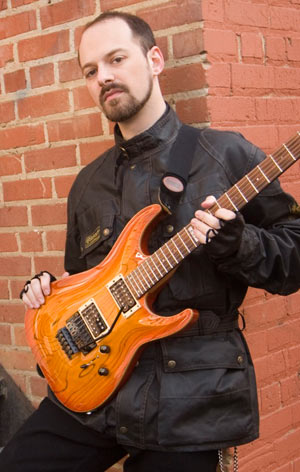 Tommaso Zillio - professional guitarist and guitar teacher